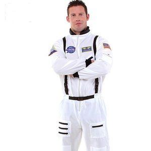 Men's Astronaut Costume Sz XXL